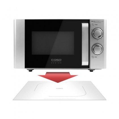 Caso MG20 Ecostyle Ceramic Mikrowelle ohne Drehteller mit