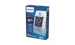 Philips FC8021/03 s-bag® Classic Long Performance Staubbeutel, 4er Pack aa05916_01.jpeg