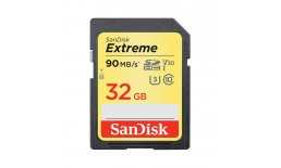 SanDisk SDHC-Karte Extreme 32 GB Class 10, UHS-I, 90MB/Sec aa27595_01.jpeg